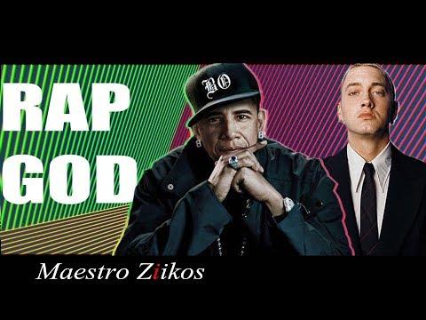 Barack Obama Singing Rap God by Eminem
