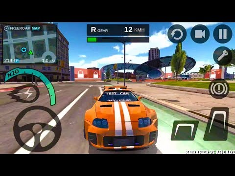 Speed Car Legends Android Gameplay Episode#1