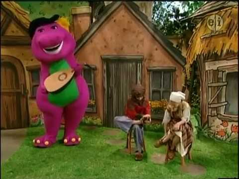 Barney & Friends: The Reluctant Dragon: A Fairy Tale Adventure (Season 12, Episode 10)