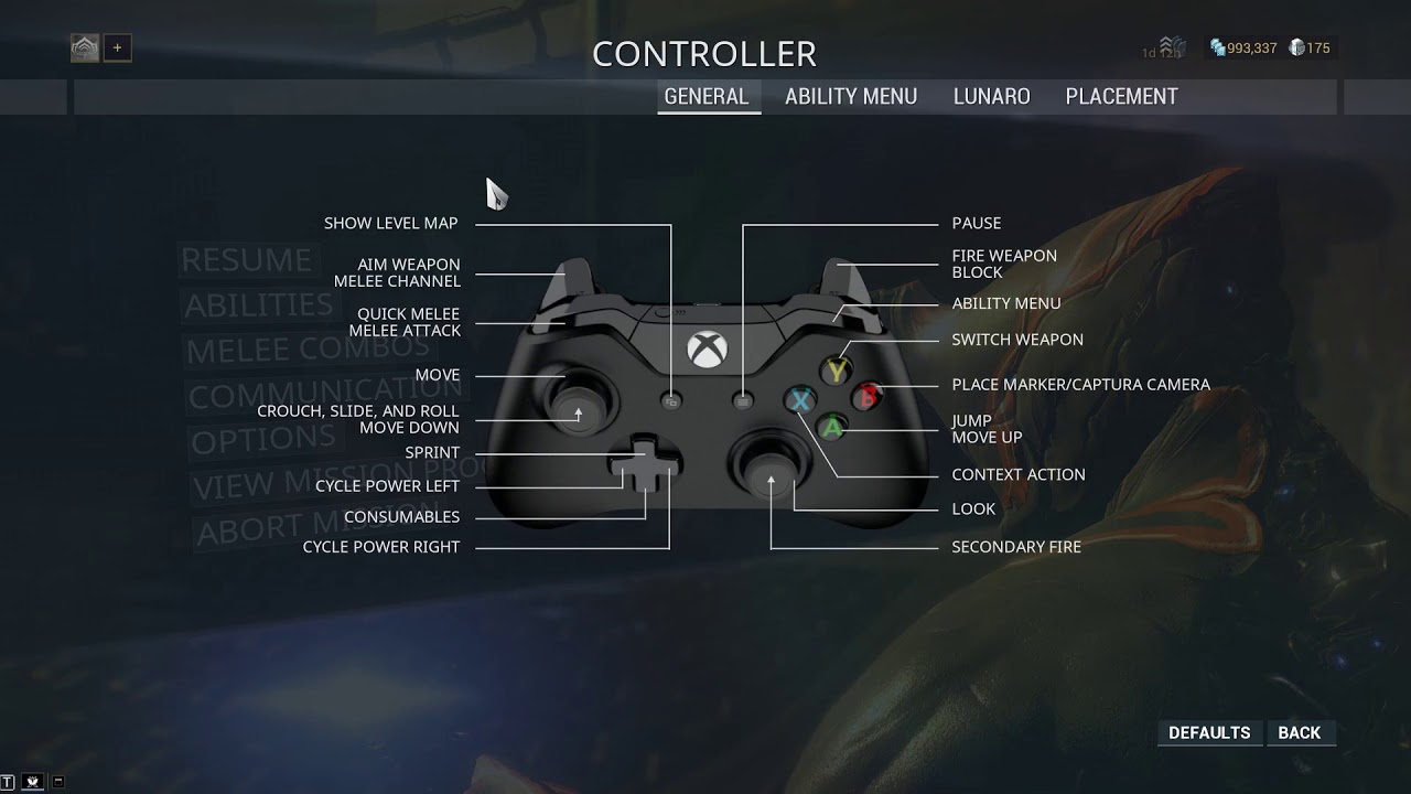 controller on Pc issue - Performance - Warframe Forums