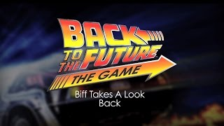 Back to the Future - The Game: An interview with Tom Wilson, AKA Biff Tannen!