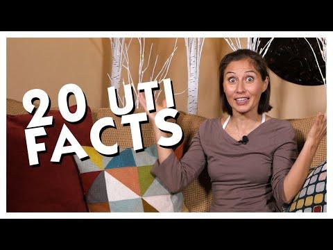 20 UTI Facts