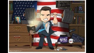 Nick Fuentes Coaches the Coach (CRP knifed edition)
