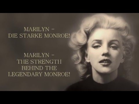 Marilyn Monroe Exhibition - National Museum, Principality of Liechtenstein 2015/2016 by Ted Stampfer