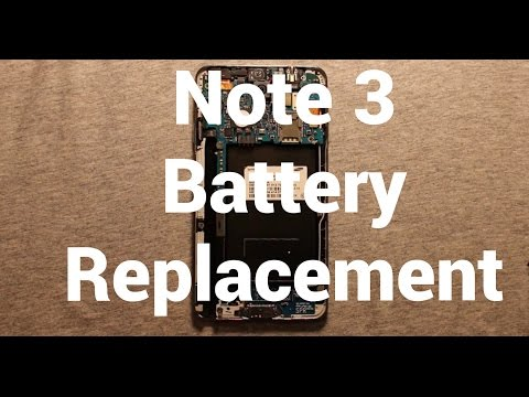 Samsung galaxy note 3 battery swelling