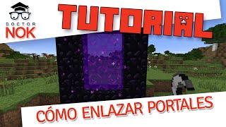 [Tutorial Minecraft] Cómo enlazar portales