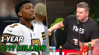 Jameis Winston's Contract With The Saints Was WHAT?!?