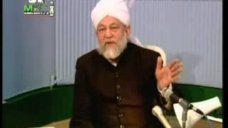 Darsul Quran 28 Février 1994 - Surah Aale Imraan versets (165-167)