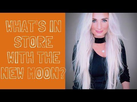 New Moon forecast and Energy Update - Jessica Alstrom -Quantum Life Community