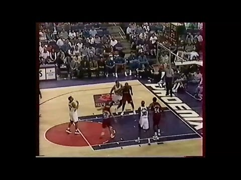 L.A Clippers @ Phoenix ( Suns 134 pts ) 1998 - Full Game