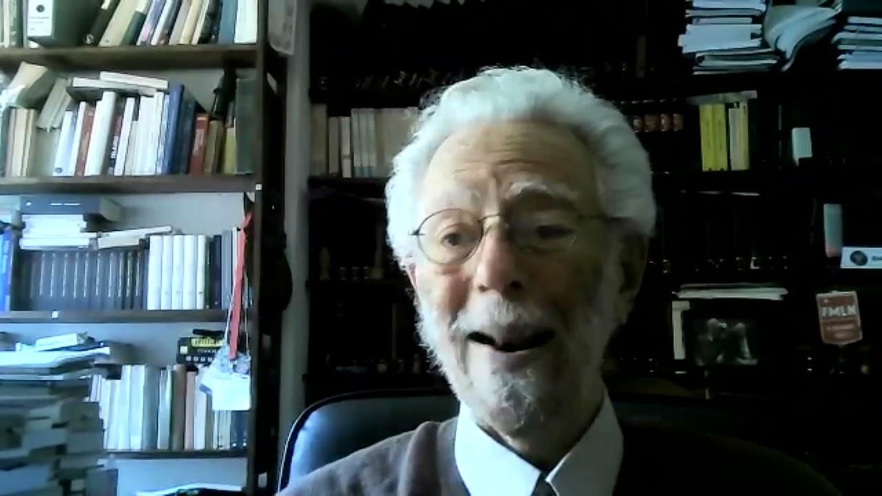 Palabras del Dr.  Enrique Dussel, Rector interino. UACM, 20 años.