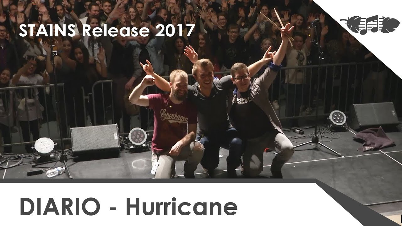 Download DIARIO - Hurricane - STAINS Release 2017