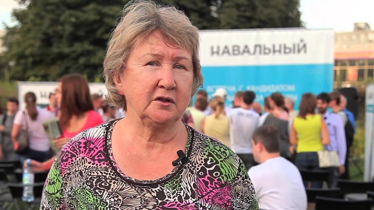 Москвичи о Навальном (часть 2)