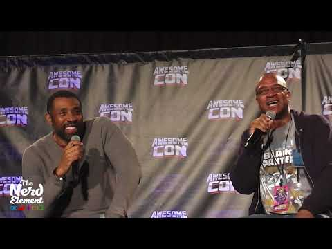 Awesome Con 2018 Cress Williams Panel