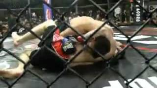 Nick boyd first MMA fight without training vs Danny Martinez