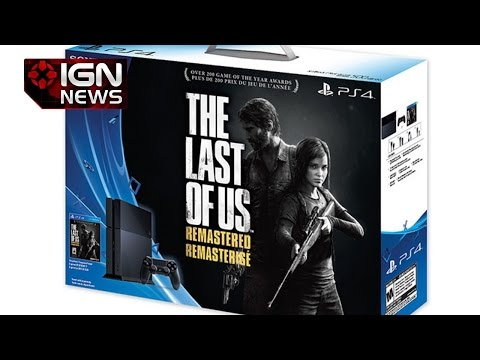 PS4 Gets GTA5, Last of Us Black Friday Bundle - IGN News