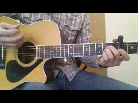 Hometown Girl - Josh Turner - Guitar Lesson