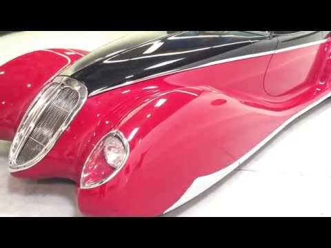 THE FRENCH CONNECTION At Celebrity Cars Las Vegas -Boyd Coddington's last car