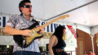 """Do What You Wanna Do"" - Moonshine Society at the Silver Spring Blues Festival"