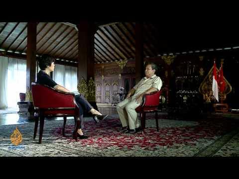 Talk to Al Jazeera - Prabowo Subianto: 'The people are fed up'