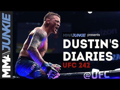 UFC 242, Dustin's Diaries | Episode 3