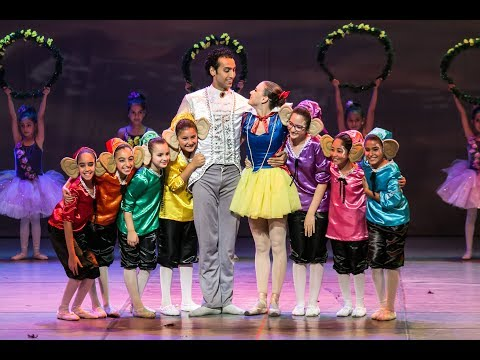 Slimnastics School of Ballet Snow White June 9th, 2017 Cairo Opera House