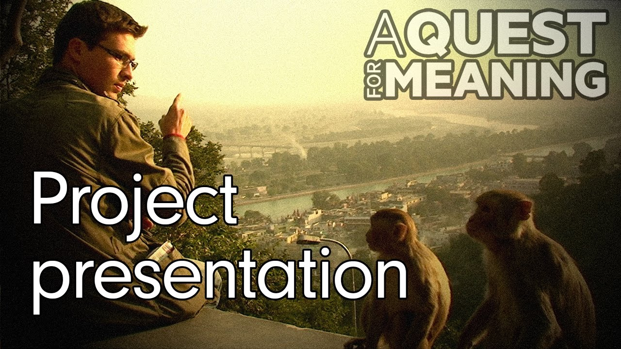 A Quest for Meaning - Project presentation - All subtitles
