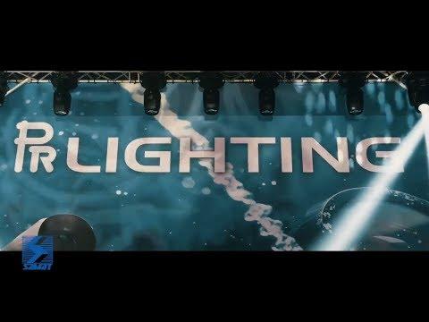 PR Lighting ProLight+Sound Show 2018 in Frankfurt
