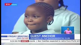 Guest Anchor: we host young Eco-Changers from Loreto convent road