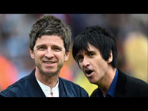 Noel Gallagher - Cornershop - Johnny Marr ... Tomorrow Never Knows LIVE