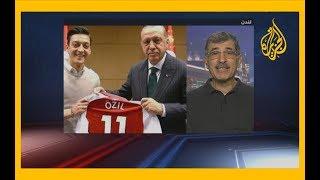 علاء صادق: #أوزيل من اللاعبين النادرين في العالم الذين يضعون مبادئهم قبل رصيدهم في البنك