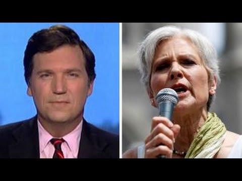 Tucker Carlson on Jill Stein