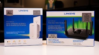 Connect Your ENTIRE Home Seamlessly! | Linksys Max-Stream System