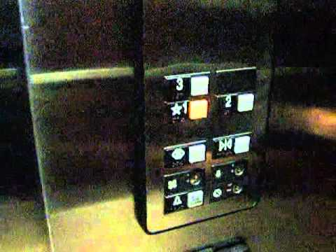 Otis Series 1 For Elevator Number 1 At The Hampton Inn In Monroe, NC