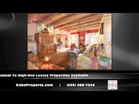 Vacation Rentals Santa Fe NM - Kokopelli Property Management