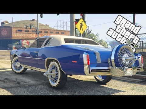 Cadillac El'dog Biarritz & Pacific Bank Heist! GTA 5 Real Street Life Day 65