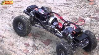 TFL T-10 pro mit Castle MMP + Tekin ROC412, 2300KV by Crazy Crawler