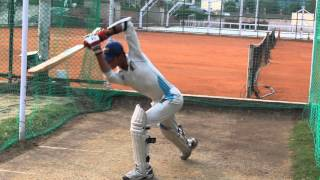 How to play perfect Front Foot Drive?