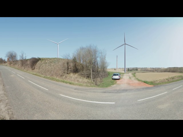 Intégration paysagère Éoliennes - Panoramique 360-02