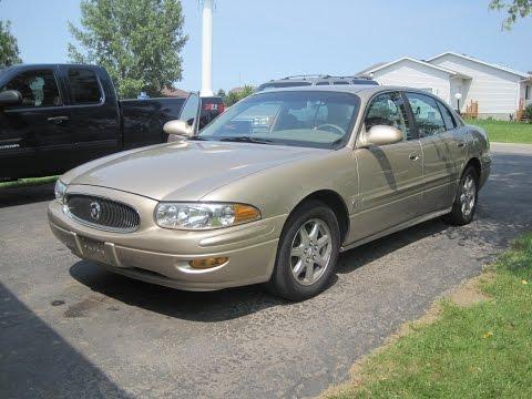 2005 Buick Le sabre Custom Review