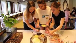 видео Детские лагеря Финляндии