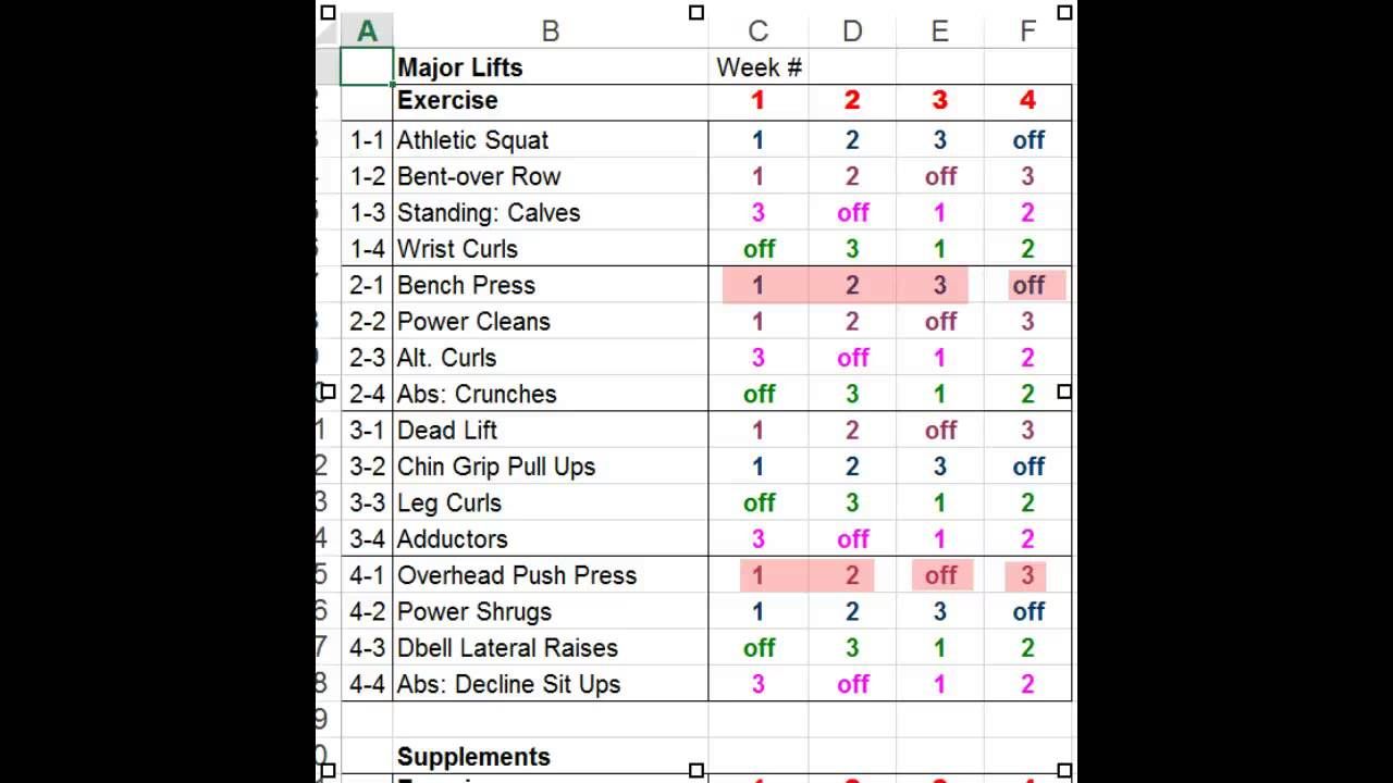 periodization 5 Periodization is the organization of training into basic workable units these units are defined as the training session, the micro cycle, the meso cycle, the macro cycle and the quadrennial let's define and explore each of these just to make sure we're all on the same page.