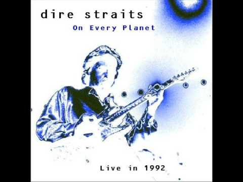 dIRE sTRAITS - Heavy Fuel - On Every Planet