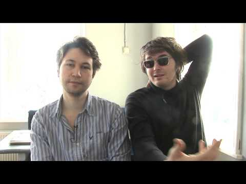 Palma Violets interview - Samuel and Jeffrey (part 1)