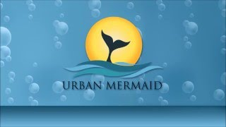 Urban Mermaid Book Trailer