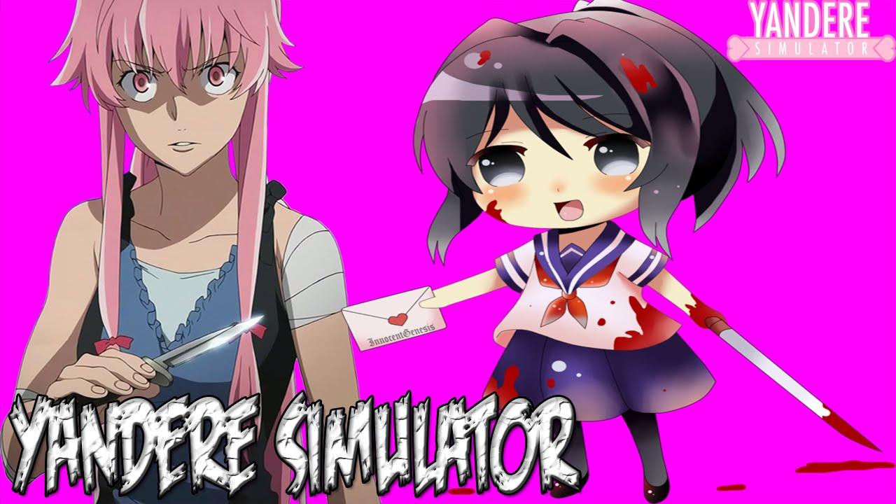 Gasai Yuno Yandere Simulator