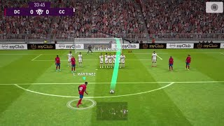 Pes 2020 Mobile Pro Evolution Soccer Android Gameplay #25