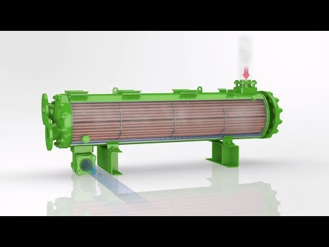 BITZER water-cooled condensers: when efficiency meets reliability