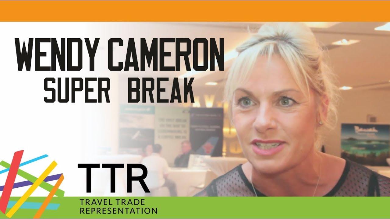 Wendy Cameron, Super Break - TTR Travel Industry Road Show