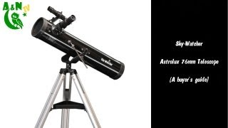The Sky-Watcher Astrolux 76mm Telescope (A buyer